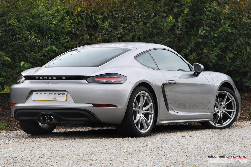 2019 Low mileage Porsche 718 Cayman PDK SOLD (picture 3 of 6)