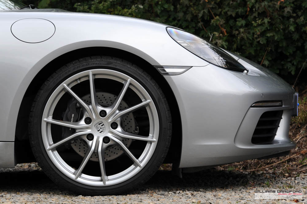 2019 Low mileage Porsche 718 Cayman PDK SOLD (picture 4 of 6)