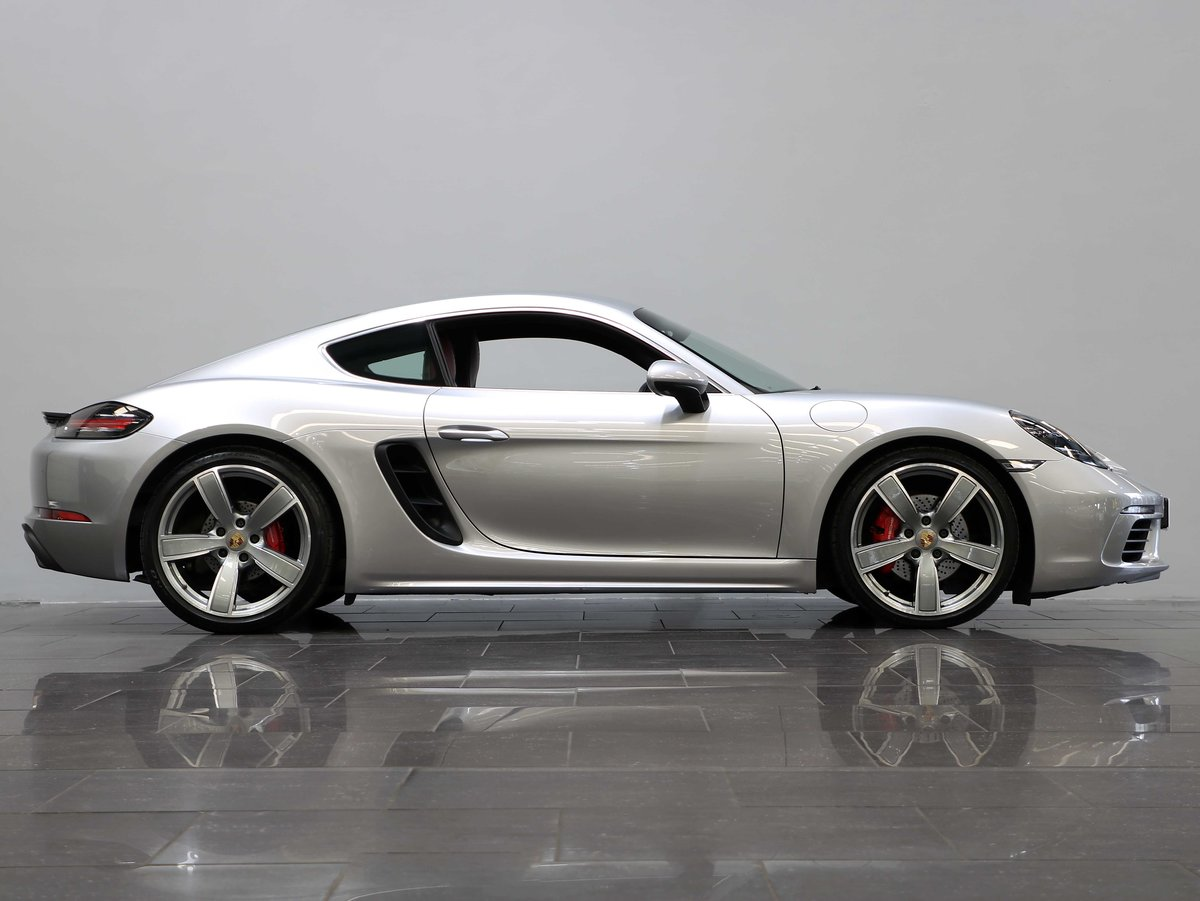 2016 16 66 PORSCHE CAYMAN S [718] 2.5 MANUAL For Sale (picture 2 of 6)