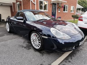 Porsche boxster 3.2s with Ims fix