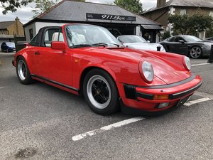 1988 PORSCHE 911 3.2 CARRERA SPORT TARGA For Sale
