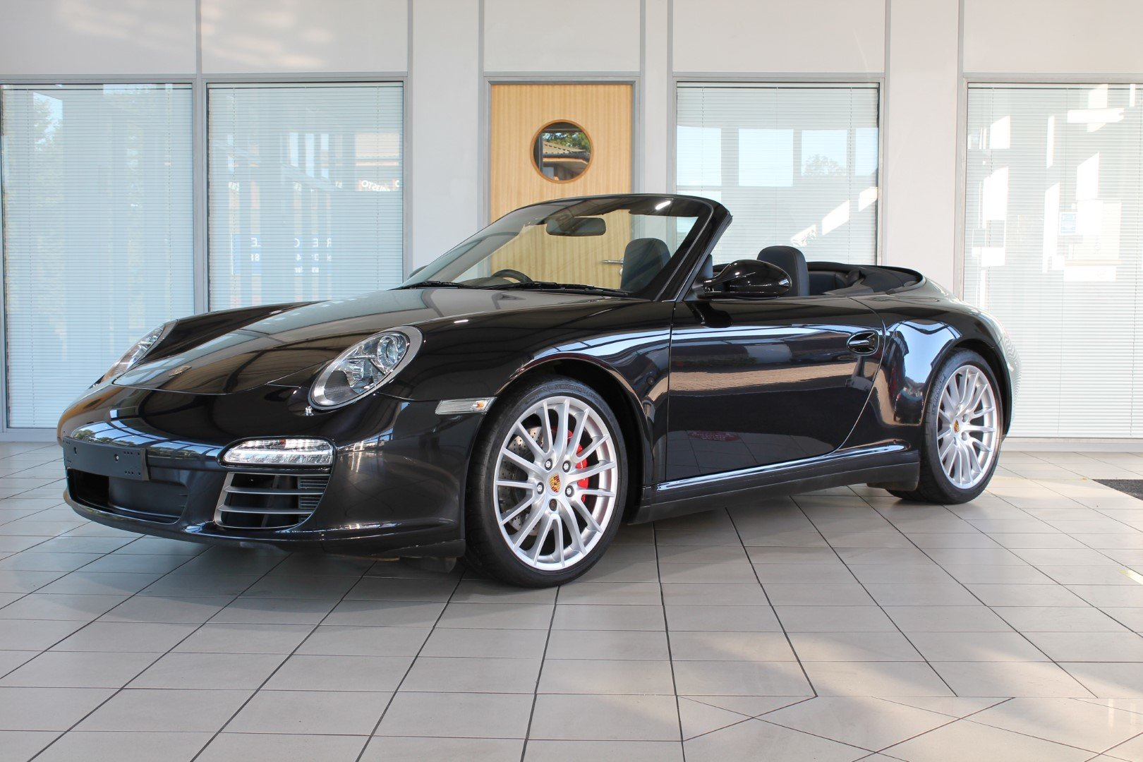 2009 Porsche 911 (997) 3.8 C4S PDK Cabriolet For Sale (picture 1 of 6)