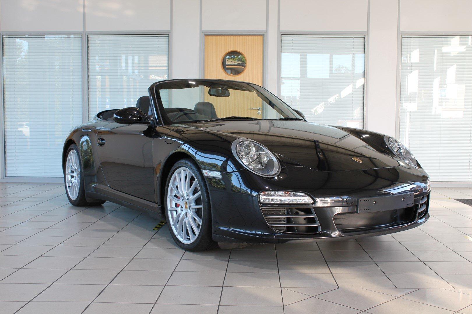 2009 Porsche 911 (997) 3.8 C4S PDK Cabriolet For Sale (picture 4 of 6)