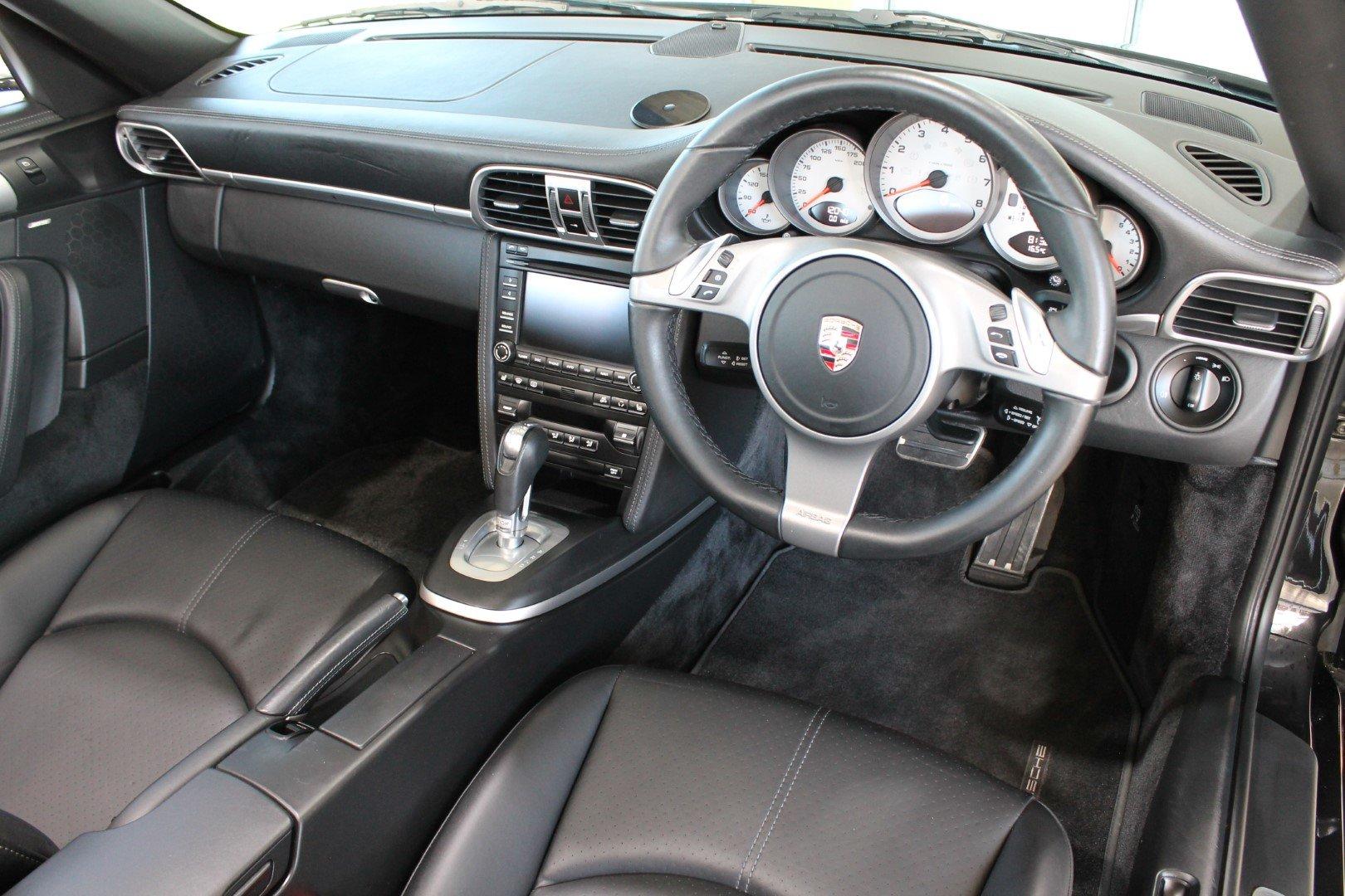 2009 Porsche 911 (997) 3.8 C4S PDK Cabriolet For Sale (picture 5 of 6)