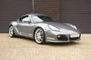 2011 Porsche 987.2 Cayman R 3.4 Coupe 6 Spd Manual (36,500 miles)