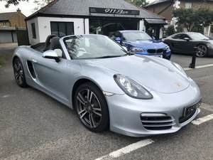 Picture of 2013 PORSCHE BOXSTER (981) PDK SAT-NAV BLUETOOTH PHONE PREP For Sale