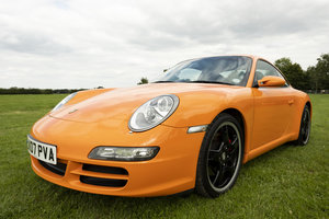 Porsche 911 Carrera S (997) 'Pure Orange' Manual