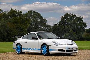 2004 Porsche 911 GT3 RS Clubsport
