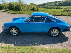 1971 porsche 911T Coupe **Matching numbers** SOLD