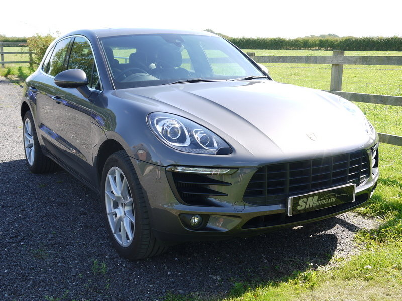 2015 PORSCHE MACAN 3.0 V6 S PDK AUTO HUGE SPEC, FPSH For Sale (picture 6 of 6)