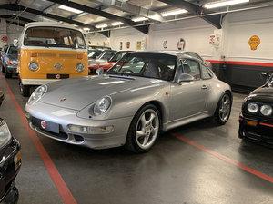 Picture of 1997 Porsche 993 Carrera S Manual /// 24k Miles! For Sale