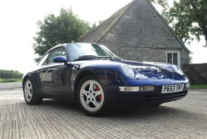 Picture of 1996 Porsche 911 993 Targa Tip Tronic
