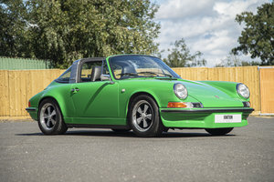 Paul Stephens Retro 964 Targa 250