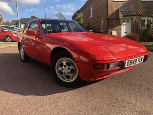 Picture of 1988 Porsche 924s auto For Sale