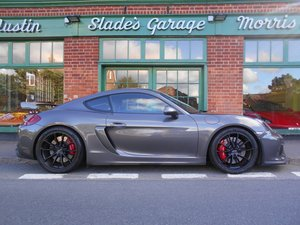 Picture of 2016 Porsche Cayman GT4  SOLD