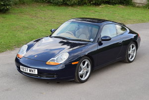 PORSCHE 911 Carrera 996 3.4 Manual SOLD - Similar required