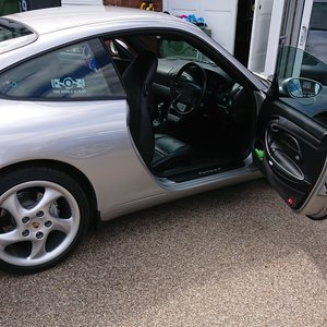 Picture of 2001 Beautiful manual Carrera 4 For Sale