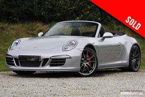 Picture of 2014 Porsche 991 (911) Carrera 4 S PDK cabriolet SOLD