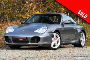 Picture of 2003 Porsche 996 (911) Carrera 4 S Tiptronic S coupe SOLD