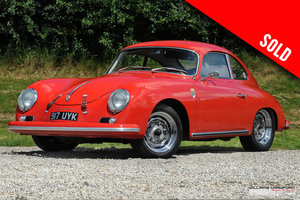 Picture of 1956 Porsche 356 A (T1) LHD coupe by Reutter  SOLD