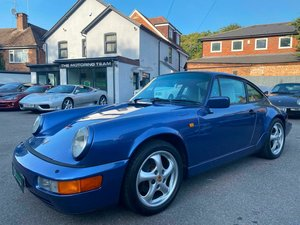 Picture of 1991 PORSCHE 911 964 3.6 CARRERA 4 COUPE - LHD LEFT HAND DRIVE