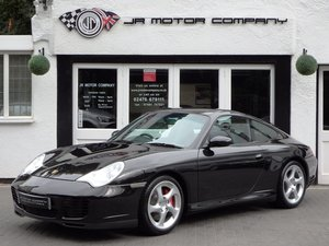 Picture of 2003 911 996 Carrera 4 S Manual Basalt Black 68000 Miles NEW IMS! SOLD