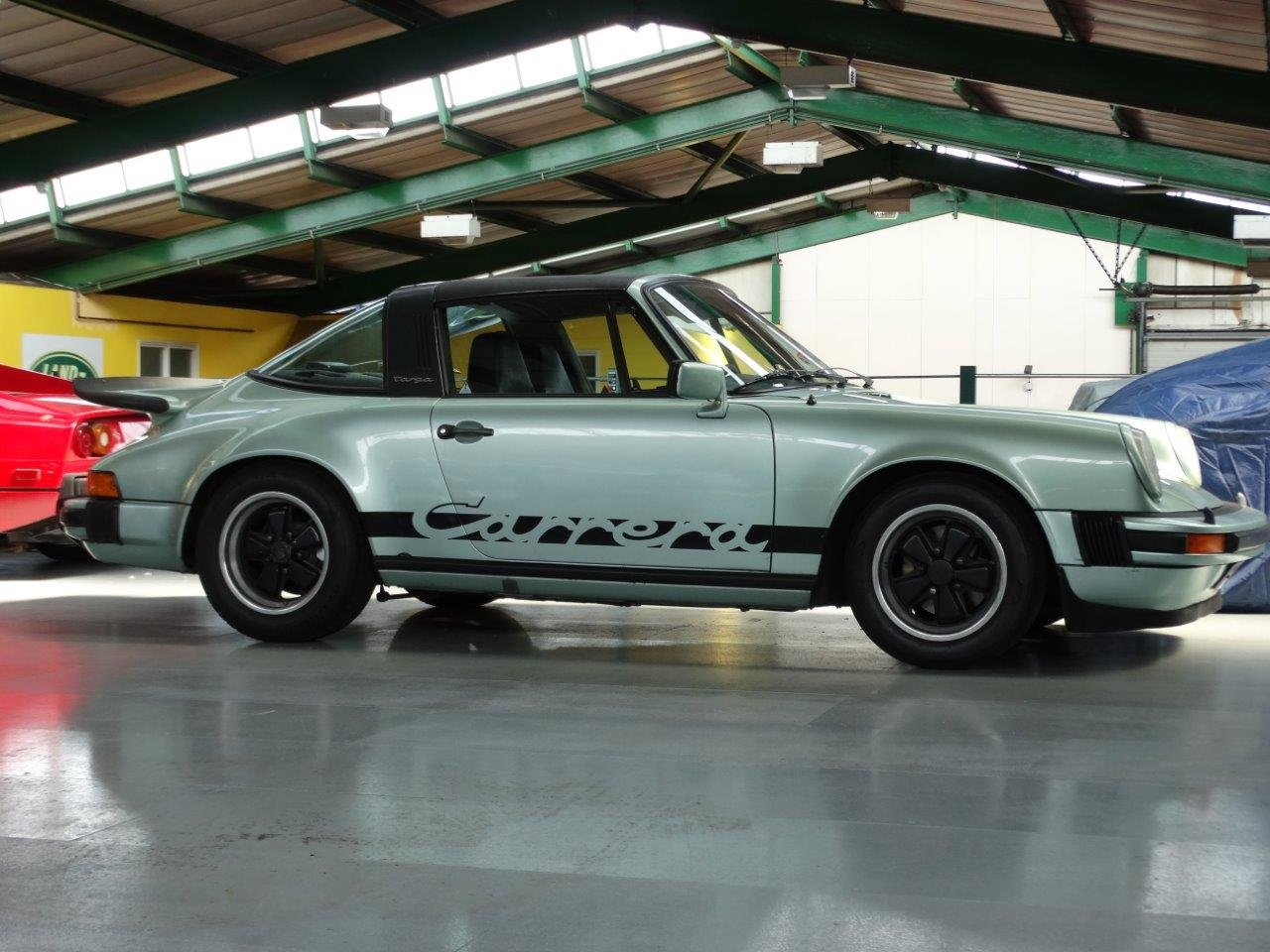 1976 RHD, Carrera 3.0 UK Sport For Sale (picture 1 of 6)