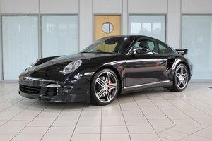Porsche 911 (997) Turbo Tiptronic S