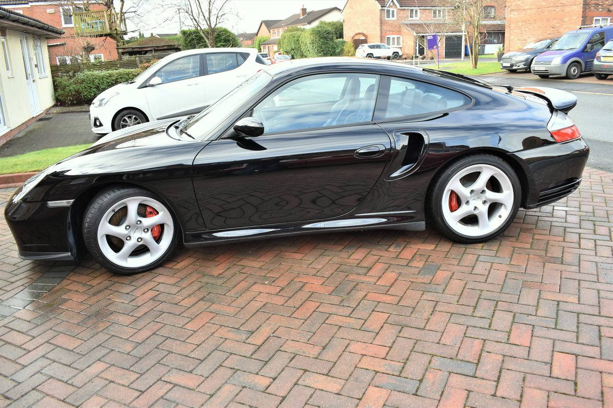 2001 Porsche 911 996 Turbo  For Sale (picture 5 of 6)