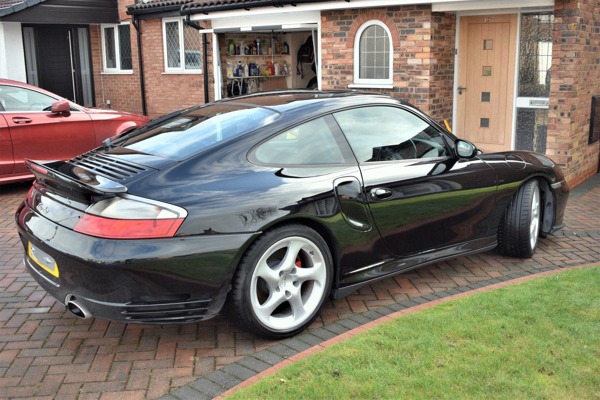 2001 Porsche 911 996 Turbo  For Sale (picture 6 of 6)