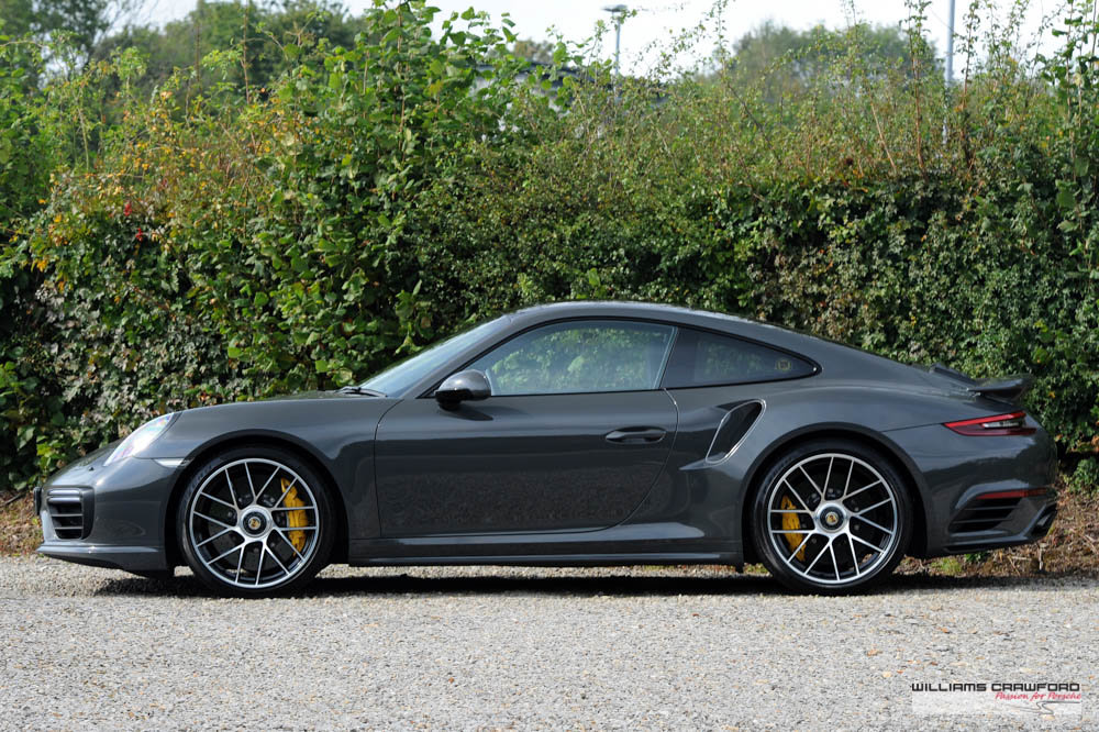 2017 (2018 MY) Porsche 991.2 (911) Turbo S PDK coupe SOLD (picture 2 of 6)