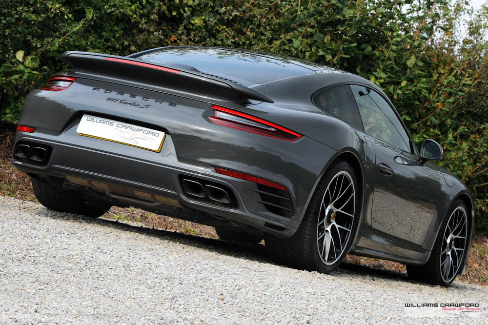 2017 (2018 MY) Porsche 991.2 (911) Turbo S PDK coupe SOLD (picture 3 of 6)