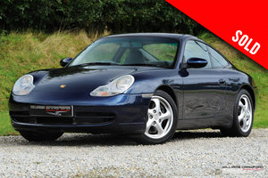 Picture of 1999 Porsche 996 (911) Carrera 2 Tiptronic S coupe SOLD