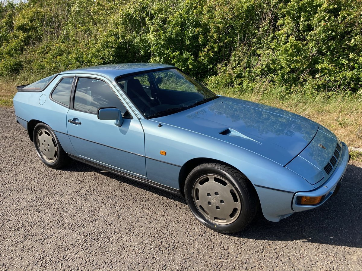 1982 Porsche 924 Turbo **2 owners from new**PX up or down** For Sale (picture 1 of 6)