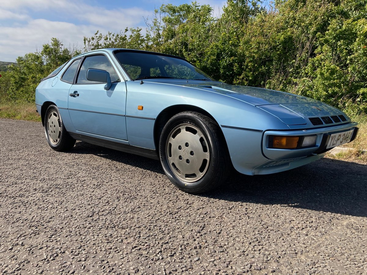1982 Porsche 924 Turbo **2 owners from new**PX up or down** For Sale (picture 2 of 6)