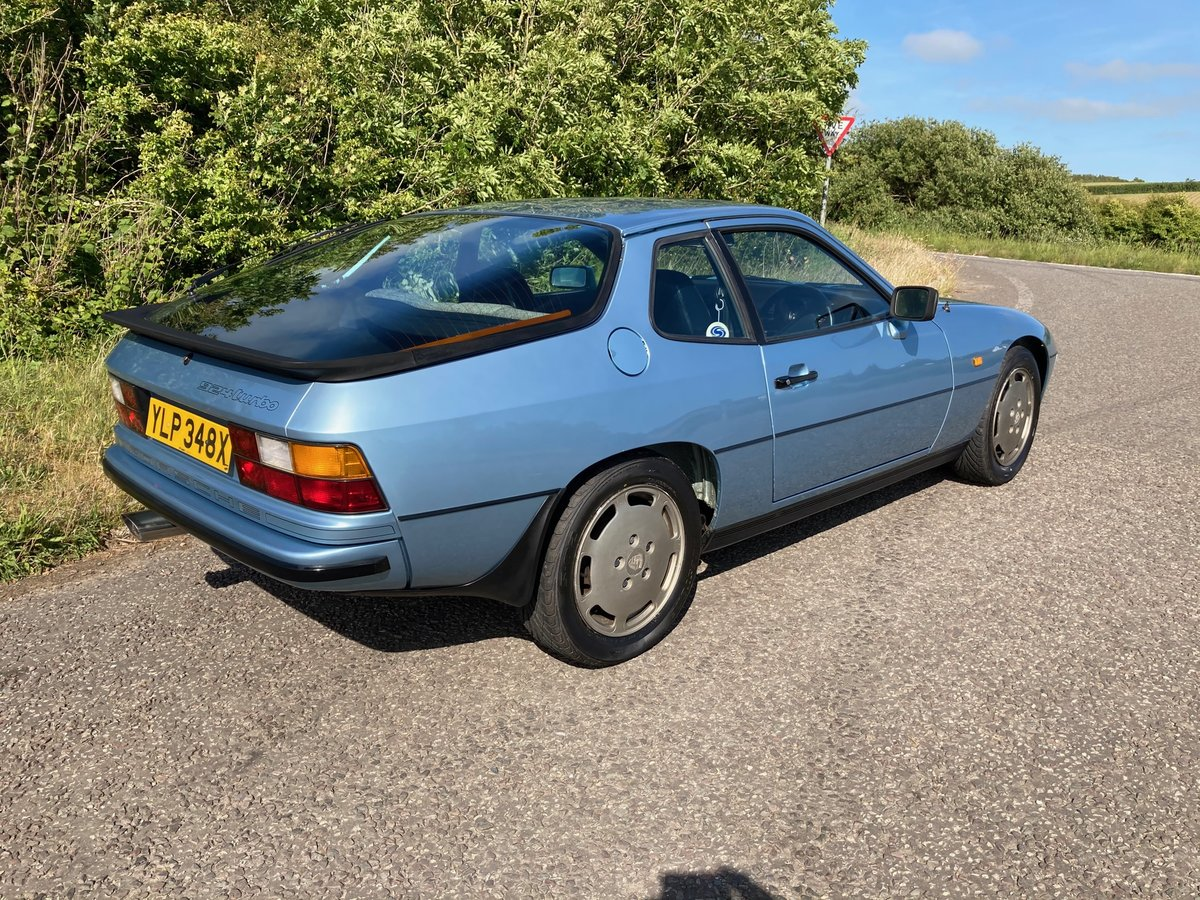 1982 Porsche 924 Turbo **2 owners from new**PX up or down** For Sale (picture 3 of 6)