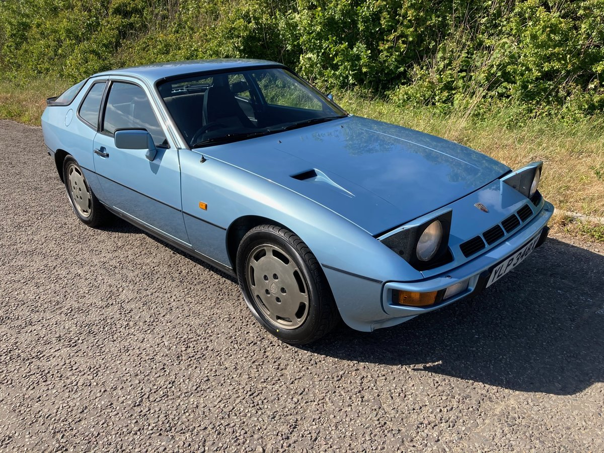 1982 Porsche 924 Turbo **2 owners from new**PX up or down** For Sale (picture 4 of 6)