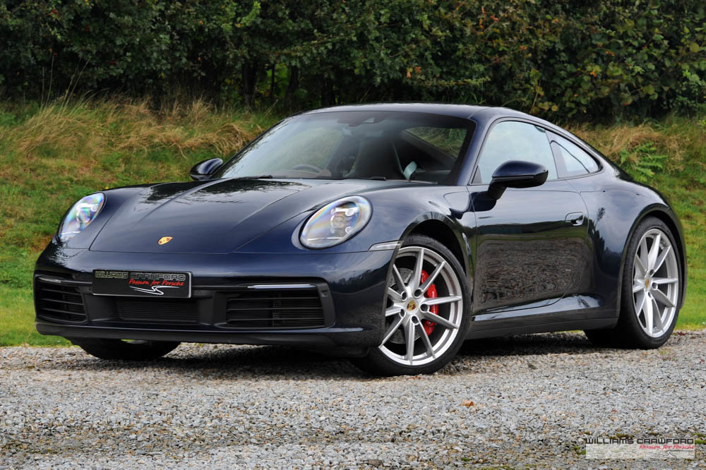 2019 (2020 MY) Porsche 992 (911) Carrera 2 S PDK coupe For Sale (picture 1 of 6)