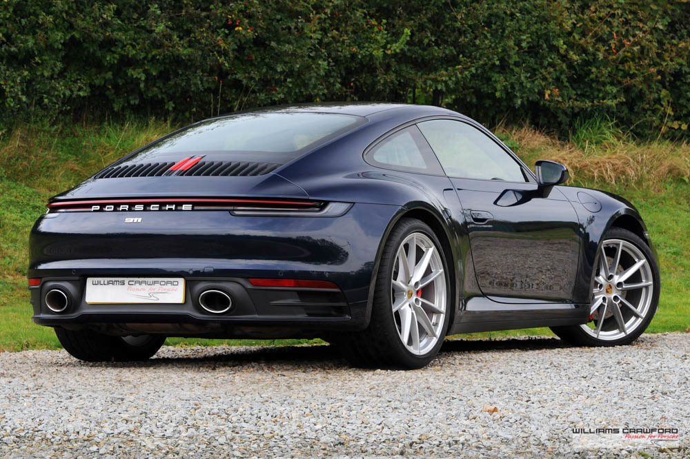 2019 (2020 MY) Porsche 992 (911) Carrera 2 S PDK coupe For Sale (picture 3 of 6)