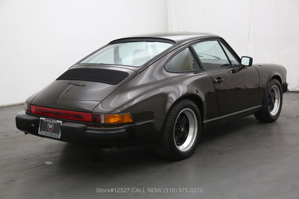 1980 Porsche 911SC Coupe For Sale (picture 3 of 6)