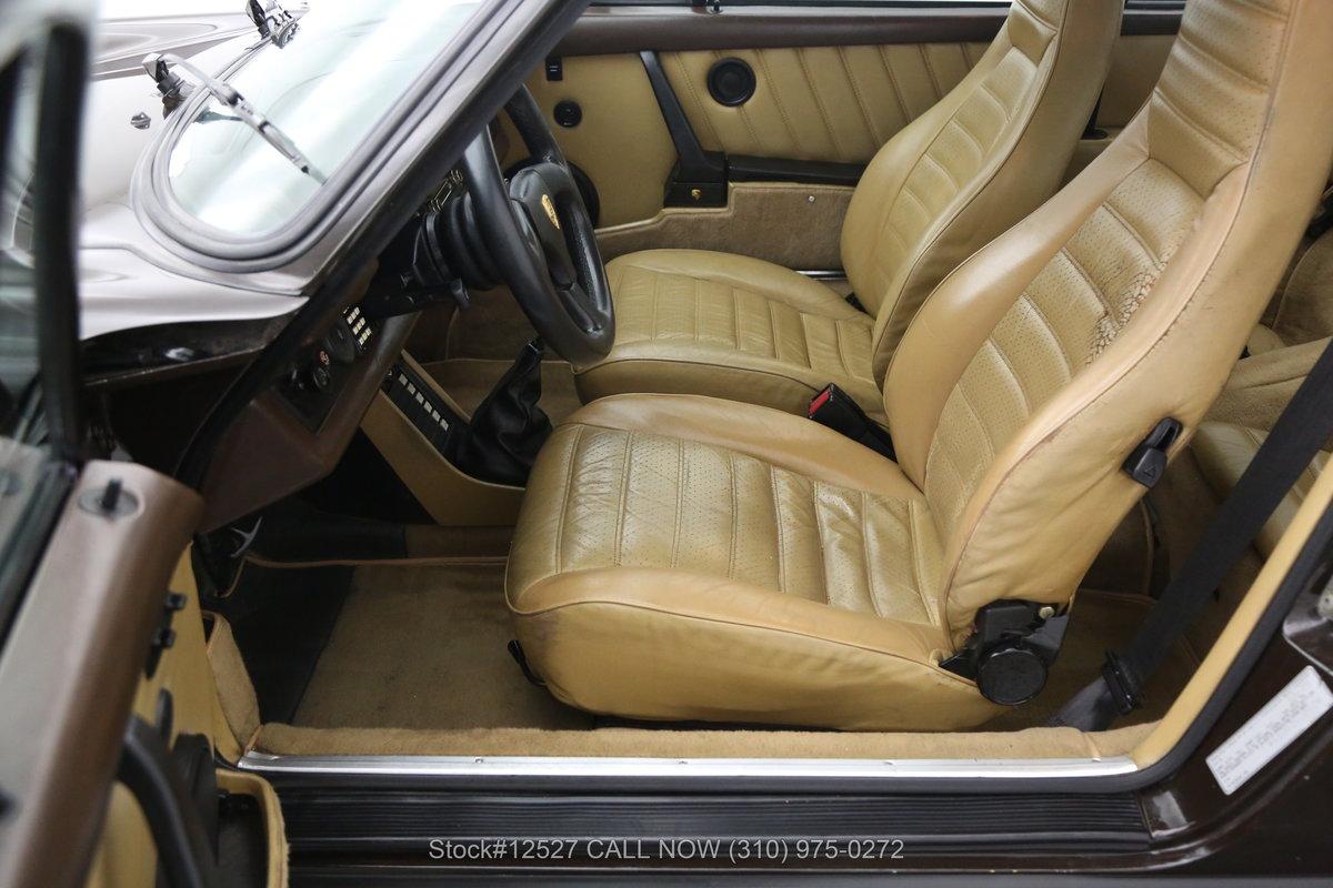 1980 Porsche 911SC Coupe For Sale (picture 5 of 6)