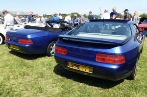 1994 matched pair of Porsche 968's