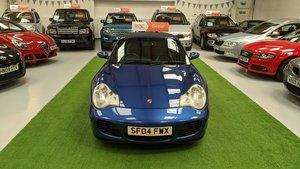 Porsche 911 3.6 996 Carrera 4S Cabriolet Tiptronic