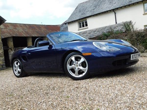 Picture of 2001 Porsche 986 Boxster 2.7 - 63k, 3 owners, great history For Sale