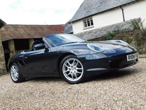 Picture of 2004 Porsche 986 Boxster 2.7 - facelift, 44k, 2 owners SOLD