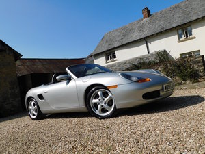 Picture of 2000 Porsche 986 Boxster 2.7 - 72k, 3 owners, great history For Sale