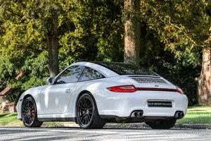 Porsche 911 Targa 4S 997 Gen 2 3.8