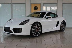 2014 Porsche Cayman (981) 3.4 S PDK
