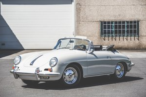 1963 Porsche 356B Carrera 2