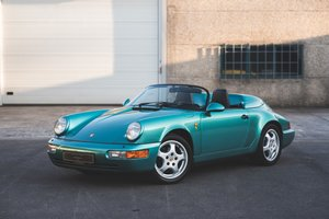1993 PORSCHE 964 SPEEDSTER - FIRST OWNER
